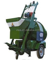 Super power cheap price good quality gasoline portable concrete mixer