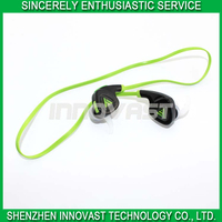 2016 Hot Selling Wireless Sport Bluetooth Stereo Mini Earphones With 3.5 mm Plugs