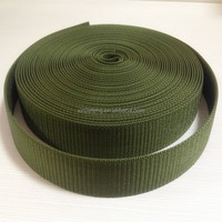 military belt made of nylon webbing