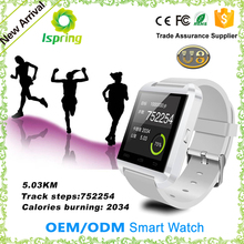 OEM fitness pedometer android phone sport watch