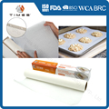 Silicone coated baking paper from china
