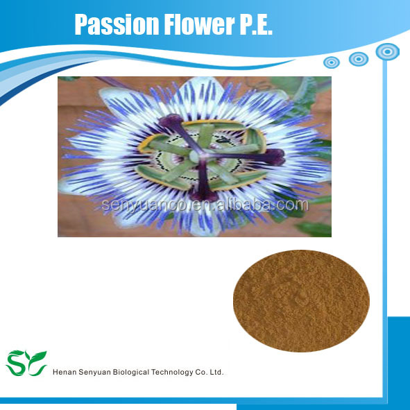 High Quality Passion Flower Extract Powder