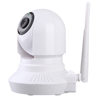720P megapixel HD PNP H.264 networkcamera Wireless IP P2P Network Camera