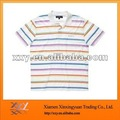Striped Colorful Polo Shirt Design Maker