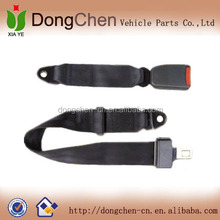 auto parts: simple 2 point static safety car seat belt used bus seats for sale