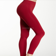 Santoni 4 way stretch weft knit women seamless leggings