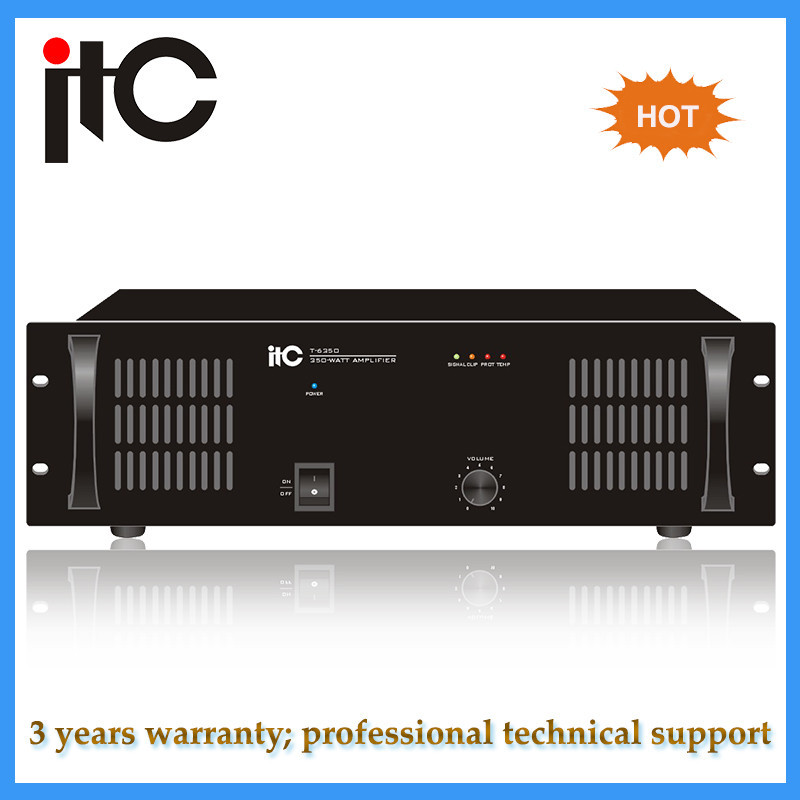 Rack mount 3U Professional audio sound power amplifier sale