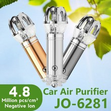 Aerosol Spray Electric Negative Ion Car Air Freshener JO-6281