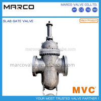 Hot sale outside screw &yoke (os&y) and bolted bonnet (b.b) casting ASTM A216 WCB wedged gate valve