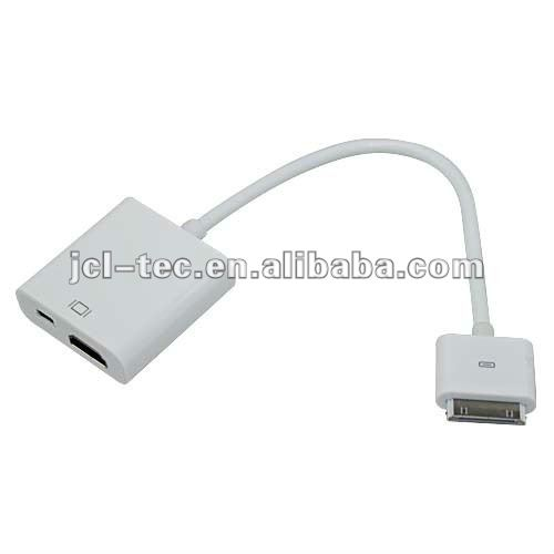 digital hdmi adapter cable for ipad