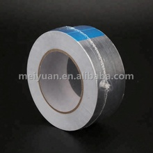 T-F5005SP Solvent-based locold weather resistant acrylic adhesive aluminum foil tape