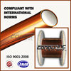 COPPER CLAD STEEL GROUNDING WIRE - COPPERSTEEL