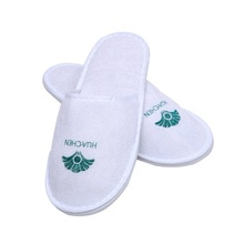 Wholesale disposable slipper, hotel slipper terry