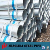 circular hollow section galvanized steel pipe