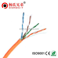 24 26 28awg cca ccag solid conductor cat5e utp ftp lan cabo best price with high quality cat5e