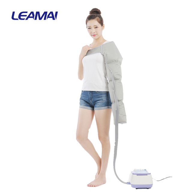 Best pressure machine full body suit air compression massage system