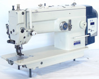 lucky heavy duty industrial zigzag multi function needle sewing machine skin 6530-DZ