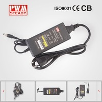 ac dc 60w 12v 18v 24v power supply for LED light, cctv, medical machine medic supply adapter