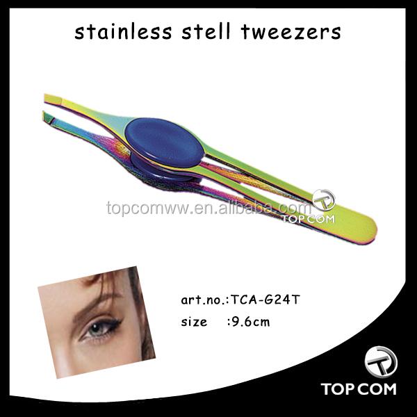 China Girl Eyebrow Tweezer China Girl Eyebrow Tweezer Manufacturers