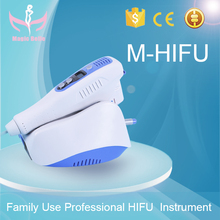 Mini Newest hifu for skin tightening hifu skin rejuvenation system wrinkle removal anti-ageing machine