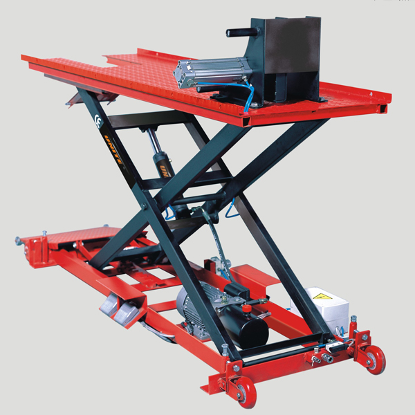 Amerigo Cheap CE Certified China Air Hydraulic Motorcycle Lift