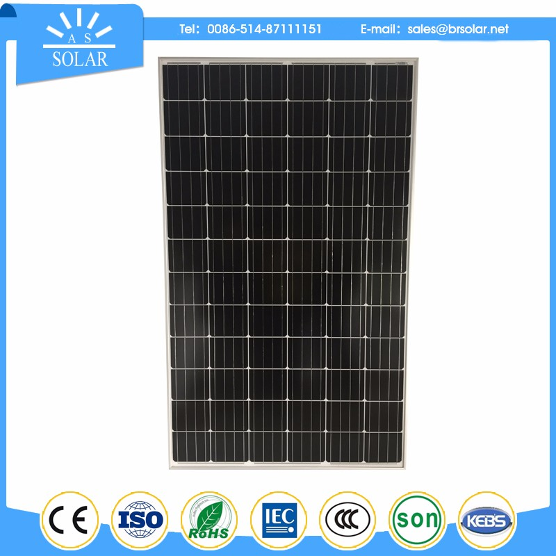 China factory CE certificate 100 watt solar panel