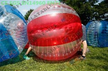 2015 Colorful bubble pumper ball new infaltable sport games