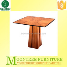 Moontree MDT-1116 restaurant 2 seater wooden japanese dining table