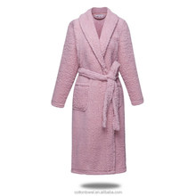 thick warm garments high quality robe