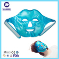 Therapy PVC Gel Hot And Cold Face Mask For Sleeping Medical Health