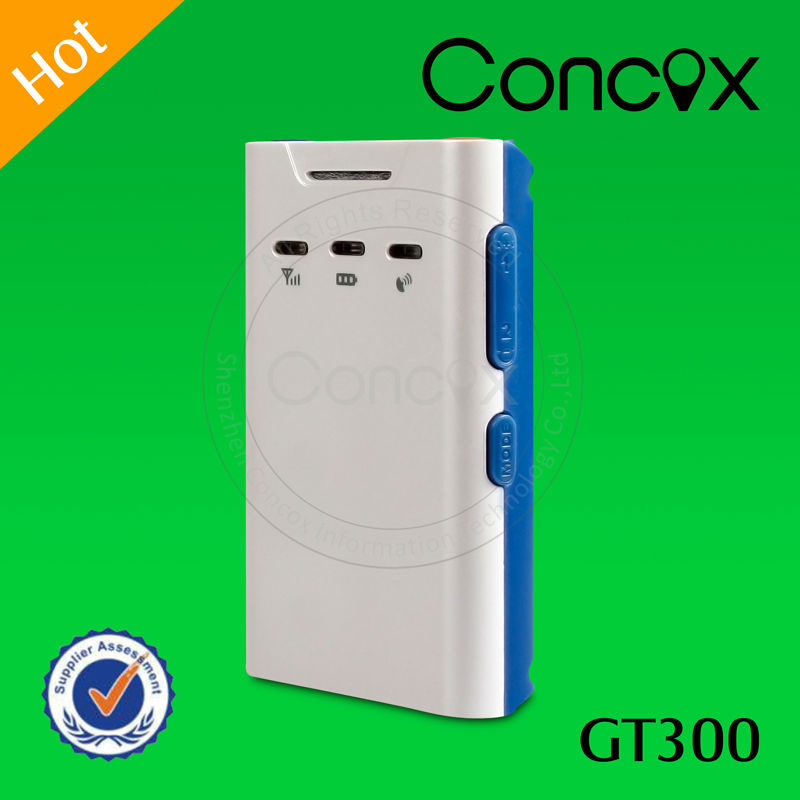 Concox Direct Manufacture Mini GT300 GPS Car/Personal Tracker Adding/Deleting Family Number via SMS/Platform