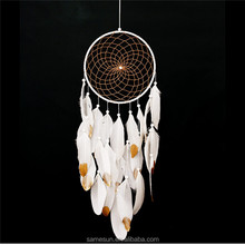 Indian Feather Dream Catcher