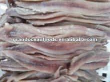 fillets of anchovy salted