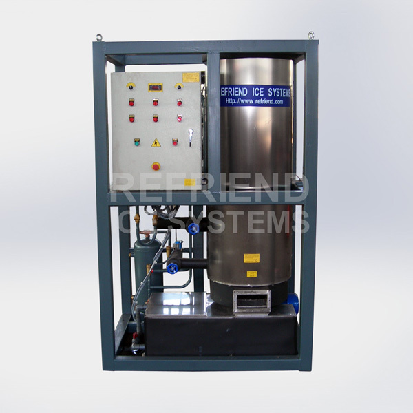Industrial Tube ice Maker 3T