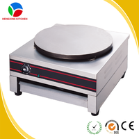 automatic pancake machine/tefal crepe maker/rotating crepe maker
