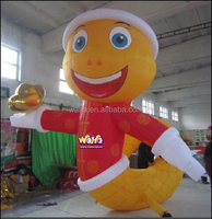 Inflatable Snake for outdoor advertising event party show exhibition promotion