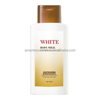 New best skin care skin lightening herbal extract OEM private label snow white body whitening lotion