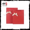 Eco-friendly custom logo paper shopping bag for wholesales
