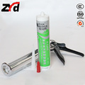 Acid silicone adhesive for Assembly of aluminum alloy doors and windows