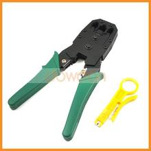 Hand Hold RJ45 RJ11 RJ12 Wire Data Cable Crimper 8 Pin Network Plier