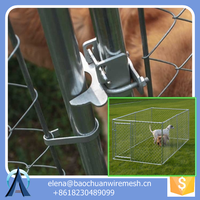 dog cage for sale/ welded wire mesh dog cage/ mesh dog cage