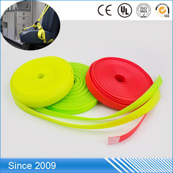 customer fondness different style of pattern non toxic no smell not injure hands coated Terylene webbing in bright color