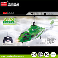 2.4G 4ch rc helicopter for sale