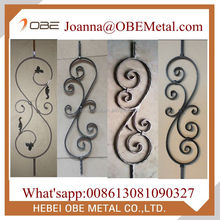 Wrought Iron S Scroll Balusters Design