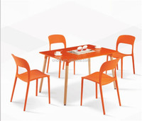 Chinese restaurant furniture best price dining table chair wooden furniture