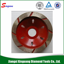 Diamond Cup Grinding Wheel For Grinding Marble, Quartzite, Granite, Glass And Ceramics