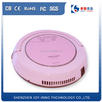 2016 New Arrival high suction capability robot vacuum cleaner with water tank
