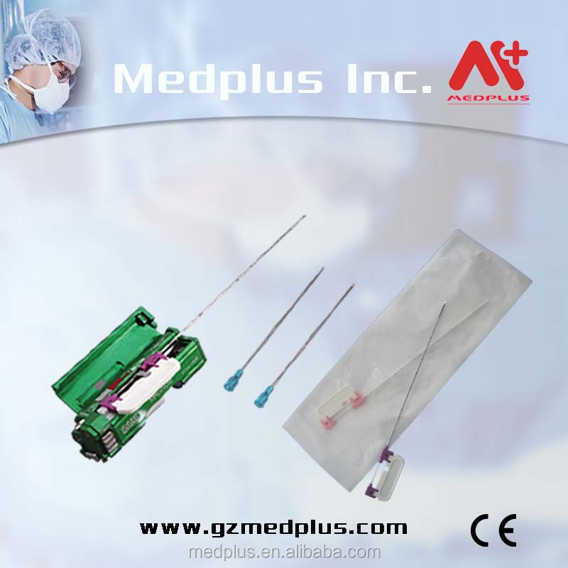 Disposable Soft Tissue Biopsy Needle