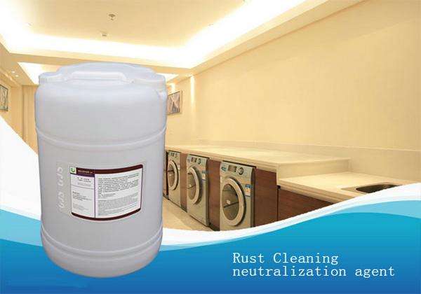 Neutralization apparel laundry liquid