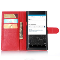 2016 New filp case for blackberry priv mobile